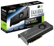 ASUS TURBO-GTX1080TI-11G Graphics Card
